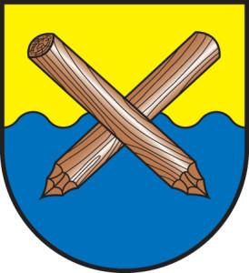 Znak obce Starý Kolín