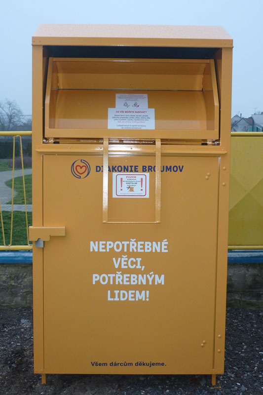 kontejner-diakonie